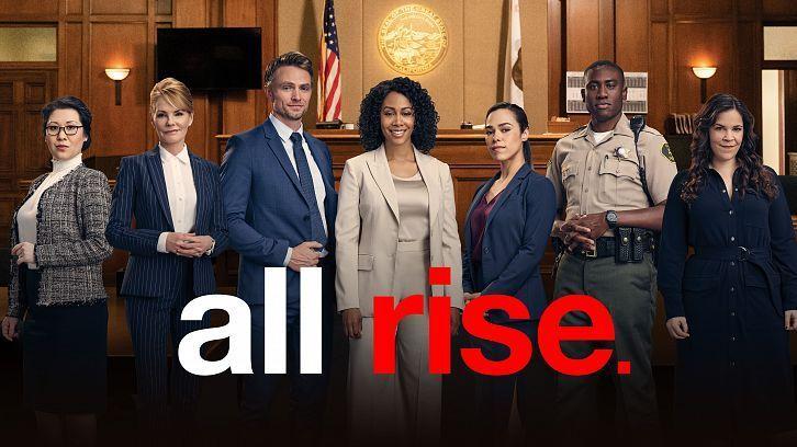 All Rise - Season 2 - Audrey Corsa Upped To Series Regular  https://t.co/YbRJGozhXS https://t.co/PFAGALCWOT
