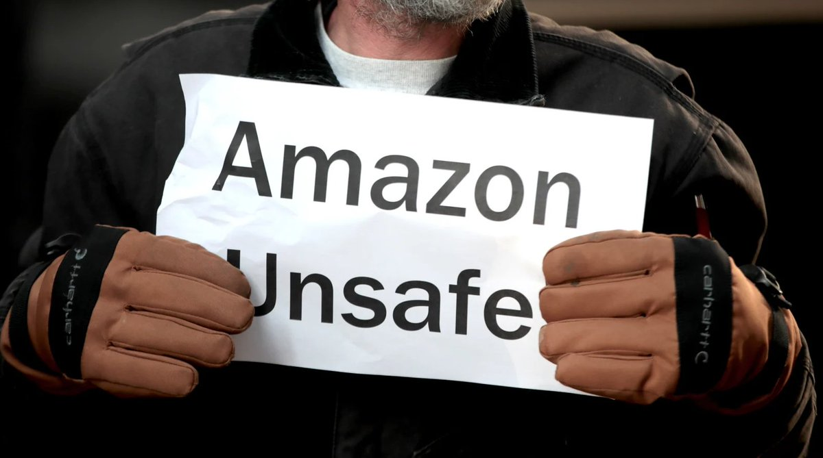 Injuries at Amazon's warehouses are staggering, the company's own reports show