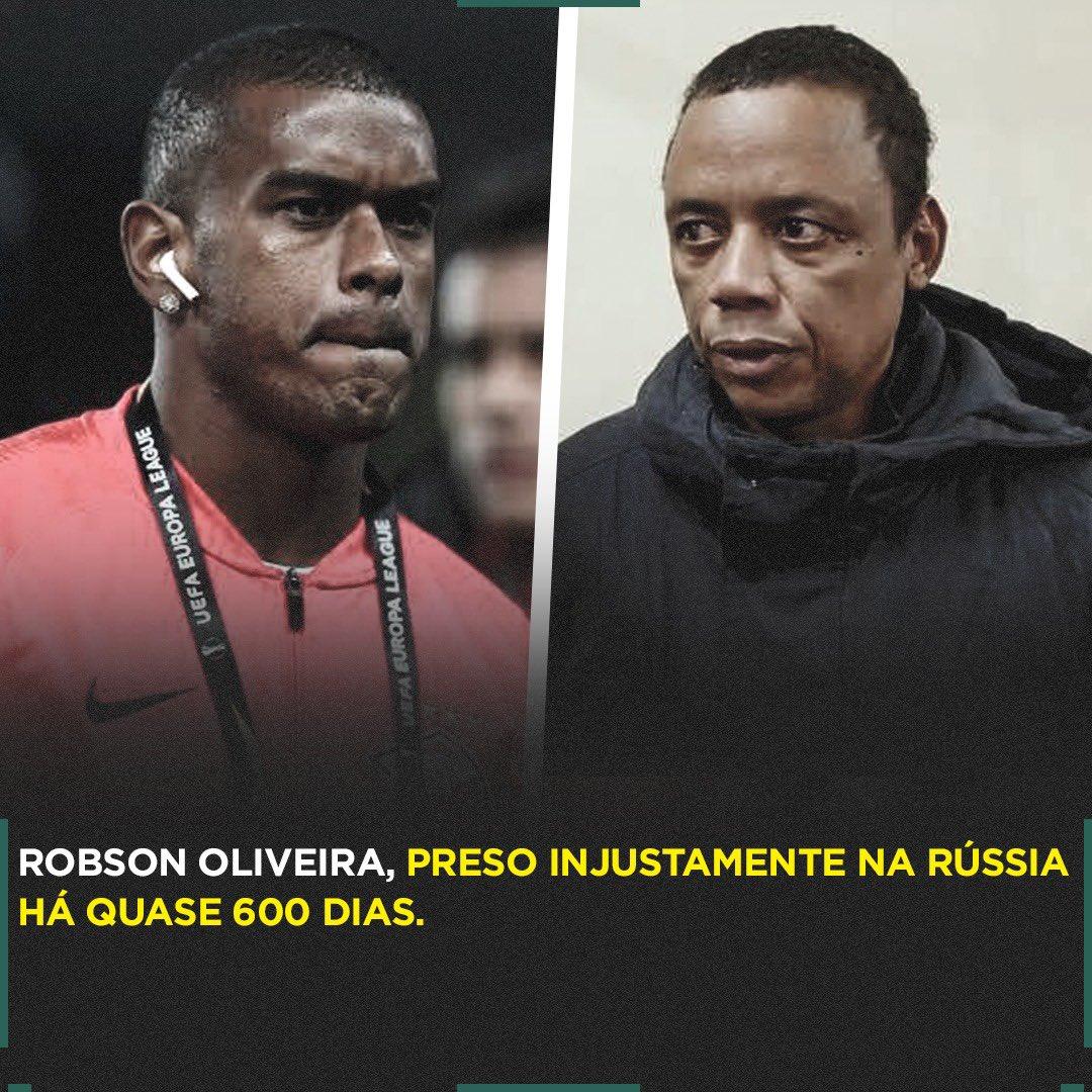UM BRASILEIRO EM APUROS NA RÚSSIA. #JusticaporRobson   Robson Oliveira está preso em Kashira, na Rússia, há mais de um ano por um crime que não cometeu. https://t.co/hmnxHuhsQW