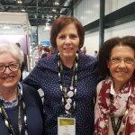 Image for the Tweet beginning: Three #RootstechConnect Ambassadors @travelgenee,