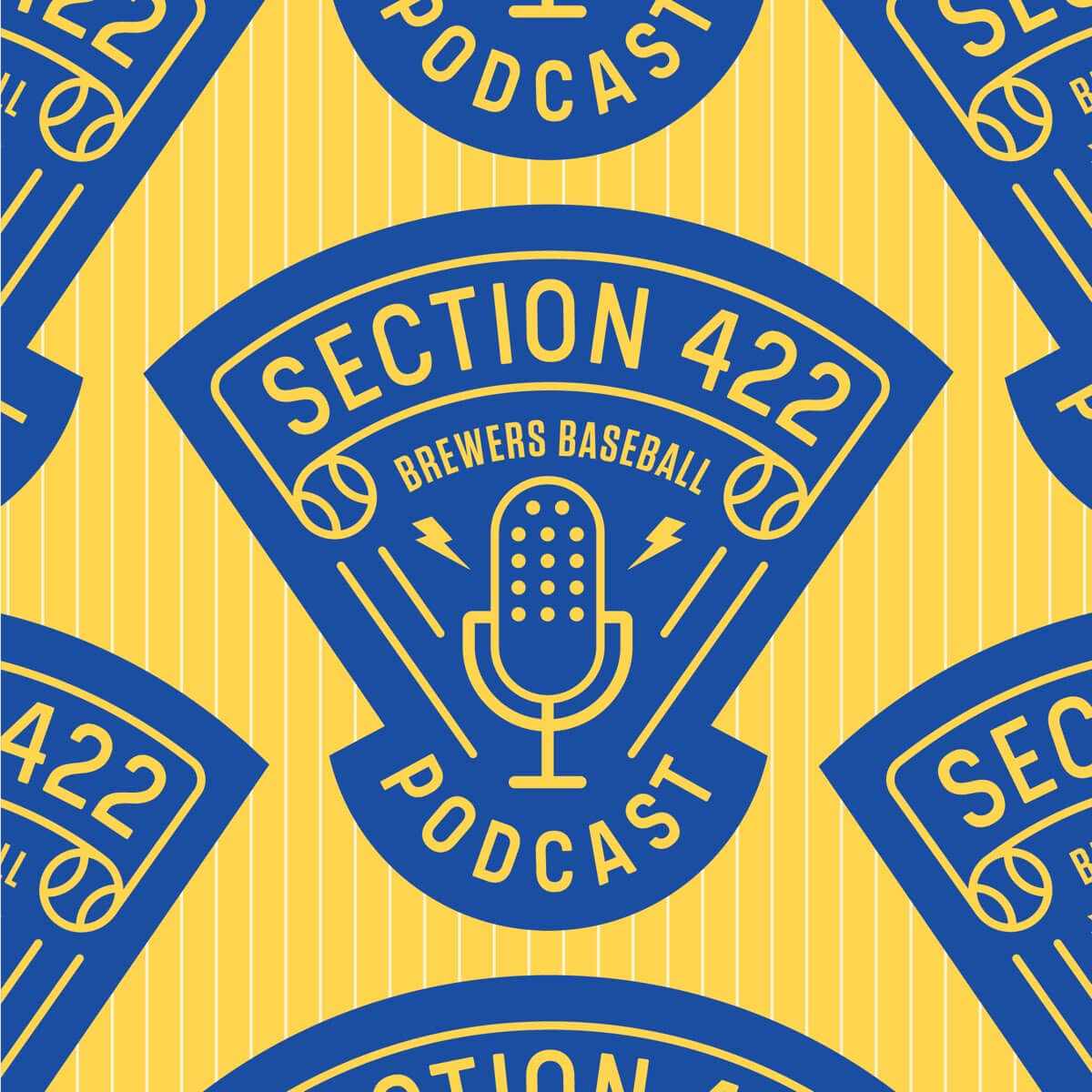 🎙️ New in Section 422! ⚾️  @DerekVanRiper & @WillSammon discuss the #Brewers' Wild Card series matchup with the Dodgers, and consider what it will take for the Crew to pull off an upset...  Listen 👇  Spotify: https://t.co/wzuRi1QUIG Apple: https://t.co/2xMKvBafIy https://t.co/EFIcgEFqTD