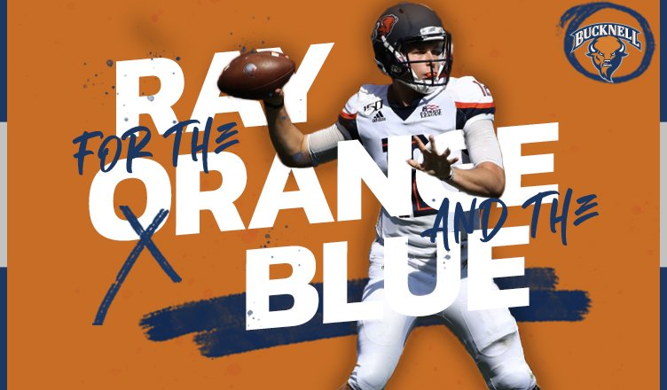 Just added a CRAZY talented Signal Caller with a 🚀 where his right arm should be. Great leader for our 2021 recruiting class! #rayBucknell #ACT #NextToBeHerd