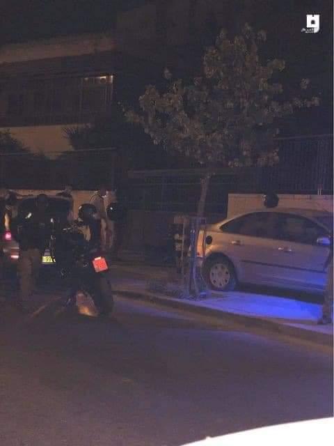 #صورة قوات الاحتلال تعتقل 3 شبان من بلدة شعفاط شمال القدس المحتلة https://t.co/38IRT8kTHm