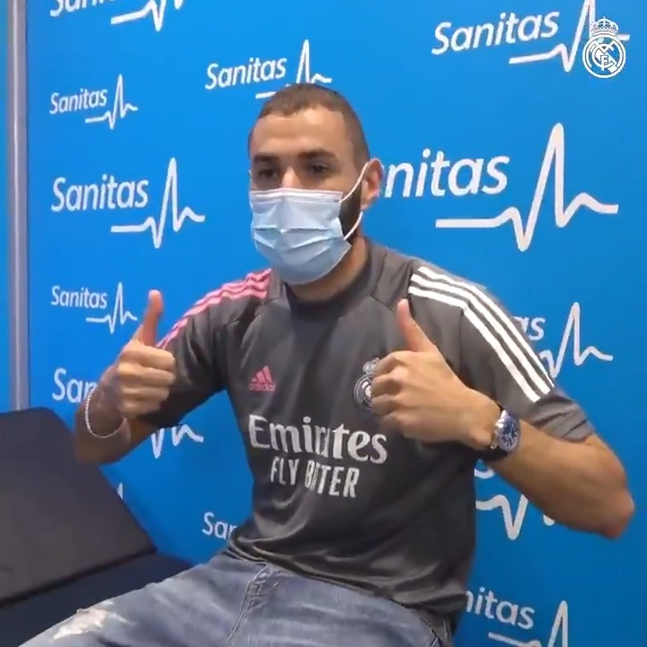 🩺💉🥼 Learn about how important our players' medical examinations with @sanitas are! #ImpulsingRealMadrid | #ImpulsoSanitas https://t.co/qbnzoeT4ak