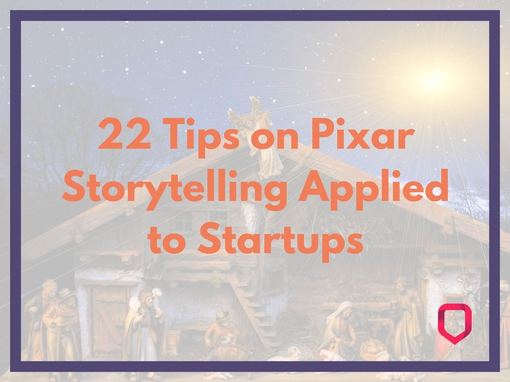 Tips from #Pixar on how to tell a story better and applied to startups so you can pitch more effectively to get the investment you need #startups #pitch #deck #investment https://t.co/PPEwOK7AnK https://t.co/zchthGKuL8