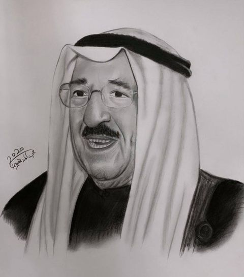 رسم #مجد_المدهون https://t.co/0bqmi1iZOx
