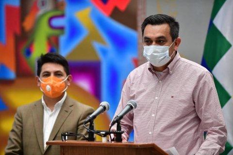 #ANBnews|#BreakingNews   EL GOBIERNO ANTICIPA JUICIO DE RESPONSABILIDADES CONTRA EXMAGISTRADOS DEL TCP  #BOLIVIA|#ElAlto|#LaPaz https://t.co/1p6dNvXk98