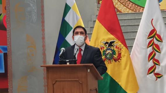 #ANBNews|#BreakingNews   TRANSPARENCIA DENUNCIA POR PREVARICATO A LA JUEZ QUE BENEFICIÓ CON DETENCIÓN DOMICILIARIA A EXPRESIDENTA DEL TSE  #Debate2020|#ElALto|#LaPaz|#Bolivia|#Elecciones2020 https://t.co/GoixMgs6bR