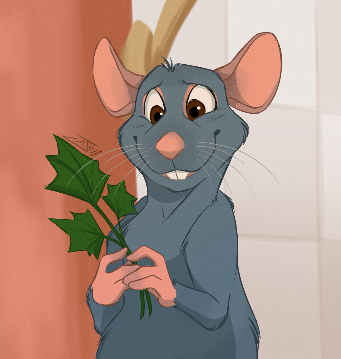 🐭🌿  Ultimo! Ratatouille merece mais amor. #Pixar https://t.co/LyuwYWel7U