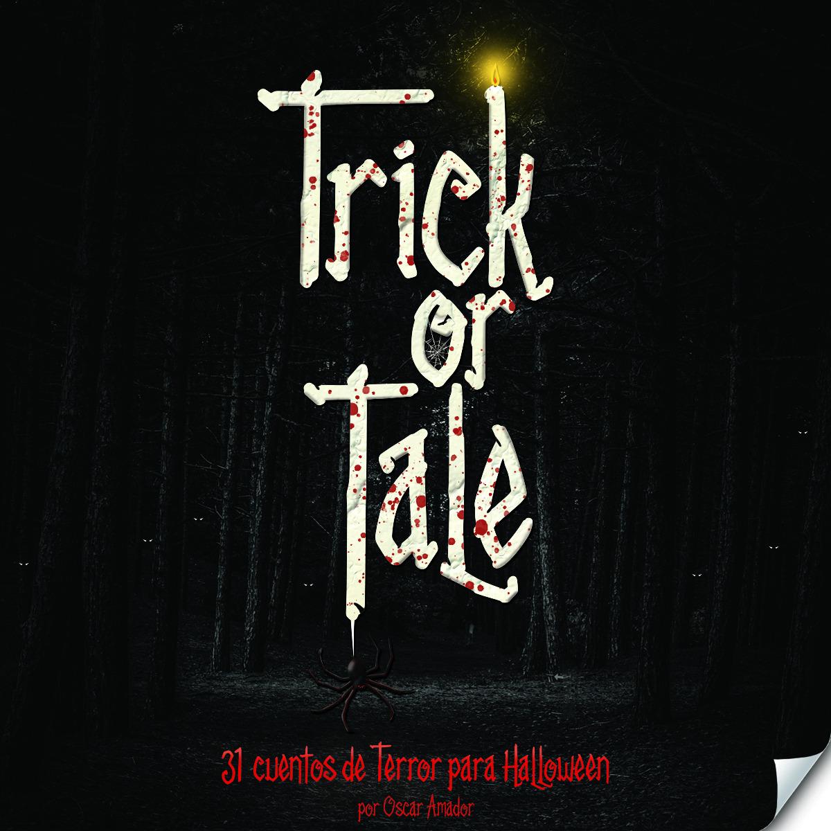 Trick or Tale es un audiolibro con 31 cuentos cortos de #Terror escritos y narrados por @OscarAmador y producidos macabramente por @eljardinaereo. Escucha el 1er capítulo a partir del 01 de octubre y disfruta el #Halloween con nosotros. https://t.co/VTr00SxD0u