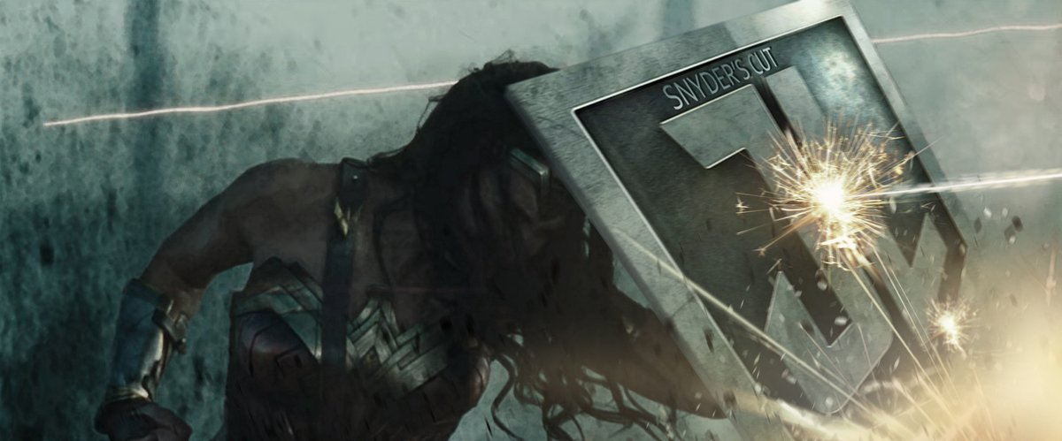 Long remembered will be the days of old. The battlefield's barrage of impossibility finally conquered inch by inch through diligence. United for a noble cause, the TRUTH prevailed victorious. #TheSnyderCut @RTSnyderCut https://t.co/iQO3Eu1S11