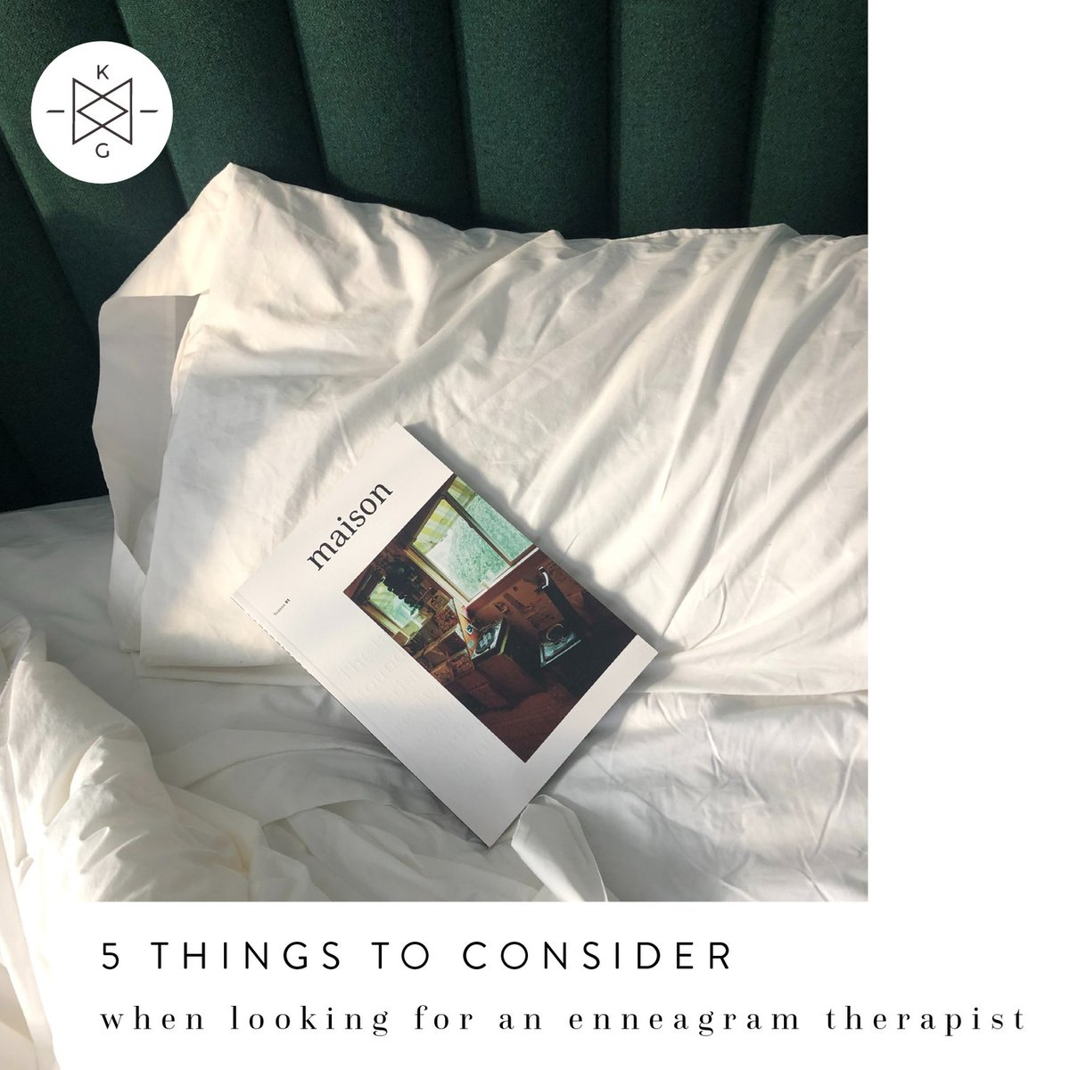 5 Things to Consider When Seeking an Enneagram Therapist  View Blog: https://t.co/4vP6pExpyX  #enneagram #Therapist #selfcare #personalgrowth https://t.co/ov6FeAfhPu