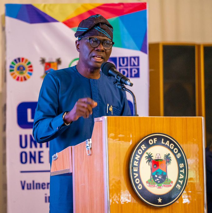 COVID-19: Gov. Sanwo-Olu Goes Into Self-Isolation As Aides Tests Positive