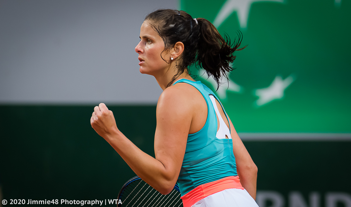 .@juliagoerges moves on at #RG20 https://t.co/gXf7A5ORcC