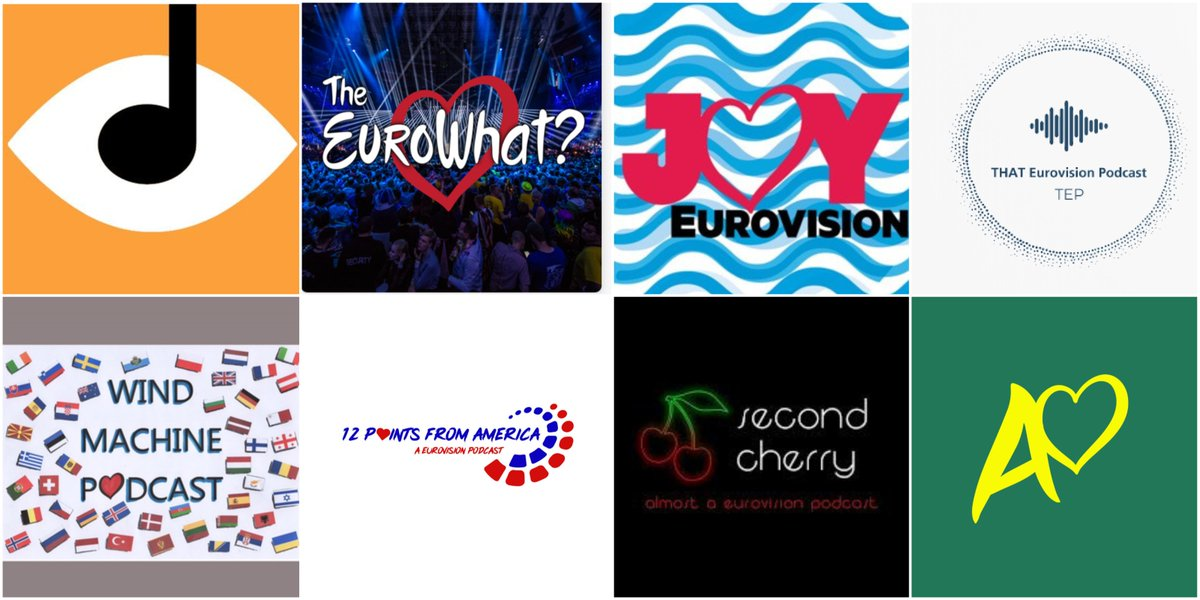 Happy International Podcast Day! There are so many amazing Eurovision podcasts out there and our own @mikeyjj has picked out a few of his recommendations. Take a look: https://t.co/yic5EXpz61 #InternationalPodcastDay https://t.co/4LfPGchjKP