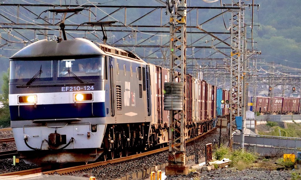 #新鶴見a211運用 #69レ #EF210124 #EF210 #新鶴見機関区 #貨物列車 #電気機関車 2020.9.30 am6:01 https://t.co/F6qXfabaD7