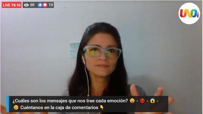 Ya estamos #EnVivo 🔴en nuestro #ForoVirtual Tiempo en Familia UNOi hablando sobre el rol de nuestras #emociones en nuestras #decisiones #enfamilia👨👩👧👦 ¡No te lo pierdas! 👉 https://t.co/INT0GZvoSX https://t.co/imwguA9noi