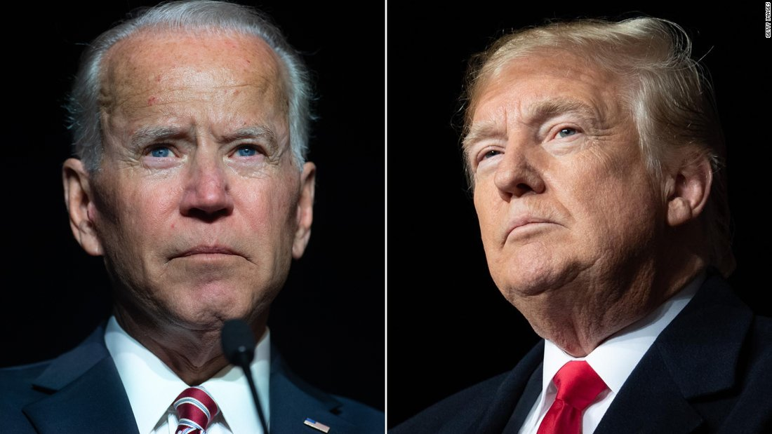 President Trump and Democratic nominee Joe Biden face off in the first general election presidential debate of 2020.  Watch CNN: https://t.co/UYpqI3w42L Follow live updates: https://t.co/ij6aS5Rtst What to know: https://t.co/0oICqAj2We What to look for: https://t.co/YDt7BI17Mr https://t.co/XtJQ5tsi8F