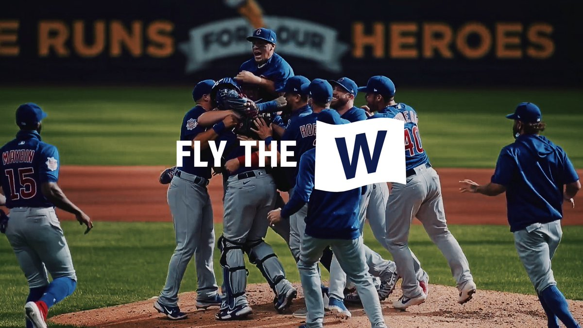 Ticket is punched. Bus is here.  You getting on? #FlyTheW