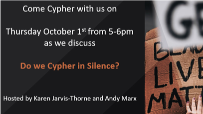 What's up? Glad you asked. For #ThursdayMotivation, #cypher, @UMassBostonHED. This week's hosts: @jarvis_thorne and @andyxop. Two days away. https://t.co/0qYj0fYF3g