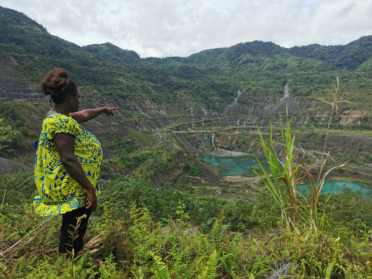 """Rio Tinto is being sued over a mine it abandoned in Papua New Guinea that has been leaking poisonous waste into rivers for 30 years.  It allegedly left behind billions of tons of waste that sickened 12,000 people including traditional land owners:  """"Our rivers are poisoned."""" https://t.co/qyPof9oyhK"""