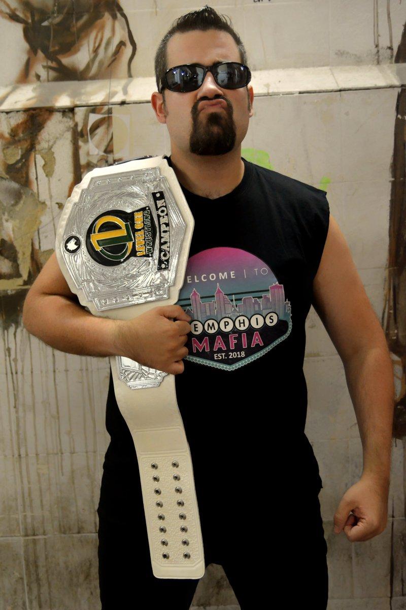 THE LAST CHAMPION #theHell #thelastchampion #wrestling #luchalibre #TCB #memphismafia #MUNDIAL #Felipegonzalezesamigomio https://t.co/gEEJkx8rxo