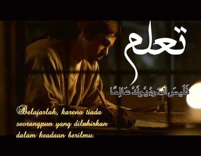Belajarlah #belajar #ilmu #agama #islam #akhlak #alquran #hadits #adab #syariat #jakarta #indonesia https://t.co/l6MFxloRoc