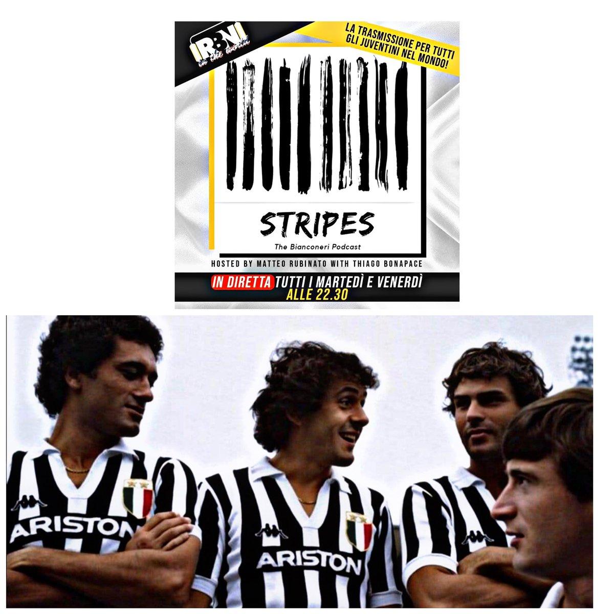 If u love Juventus u need to follow @thestripespodcast and u need to download the @radiobianconera app  #juve #juventus #finoallafine #finoallafineforzajuventus #forzajuve #forzajuventus #seriea #soccer #calcio #adp10 #CR7 #pirlo #jbworld #radiobianconera https://t.co/IlTXUj9uf8