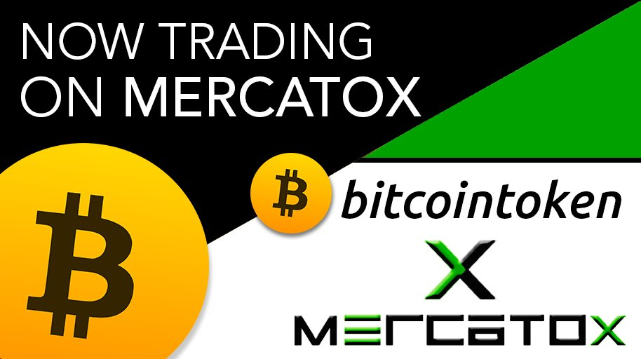 Great news! BTCT Trading is now LIVE on Mercatox!  https://t.co/79foIcVryH https://t.co/ZLyT3Gllxc  Join the BTCT Community! https://t.co/T93rZW0zmq @cctip_io draw 7500 DOGE 1000 #BTC #Crypto #Cryptocurrency #HODL #Exchange https://t.co/cjF5PJ48T8