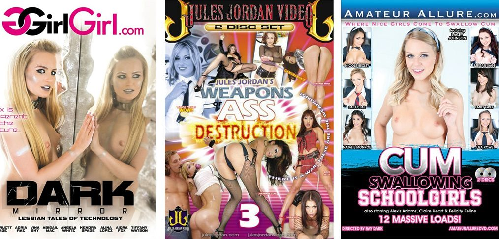 Best of the Sale: @JulesJordan @girlgirldotcom& More on #DVD Jules Jordan Video is a name you probably know and respect. That's why it's always a welcome sight when DVDs from this #premium brand are offered at a special discount! Read More Here>> bit.ly/3mJhrVa