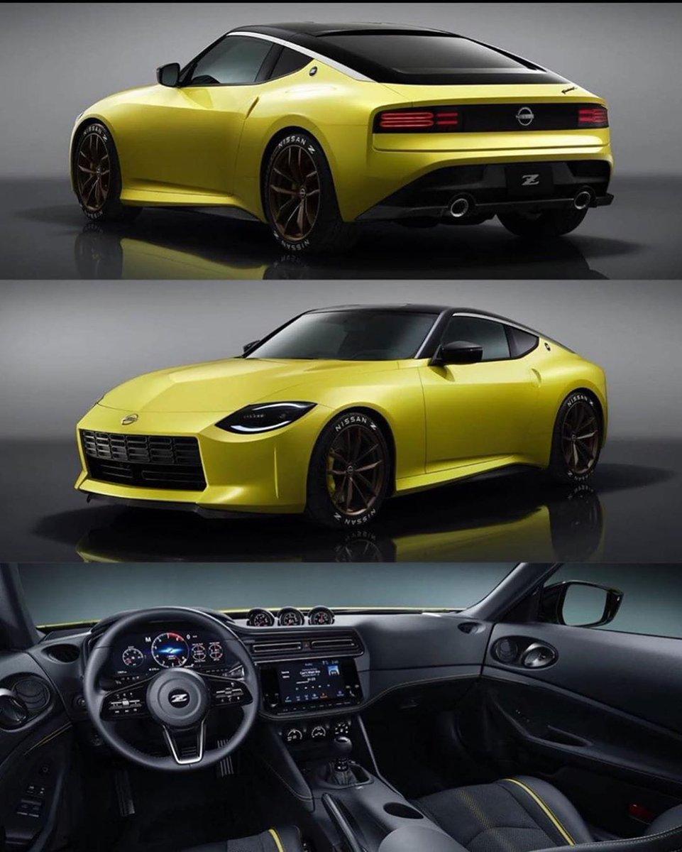 -- Nissan 400Z Concept 2022 -- https://t.co/ca9cAvfcUW https://t.co/i99fkBkeed