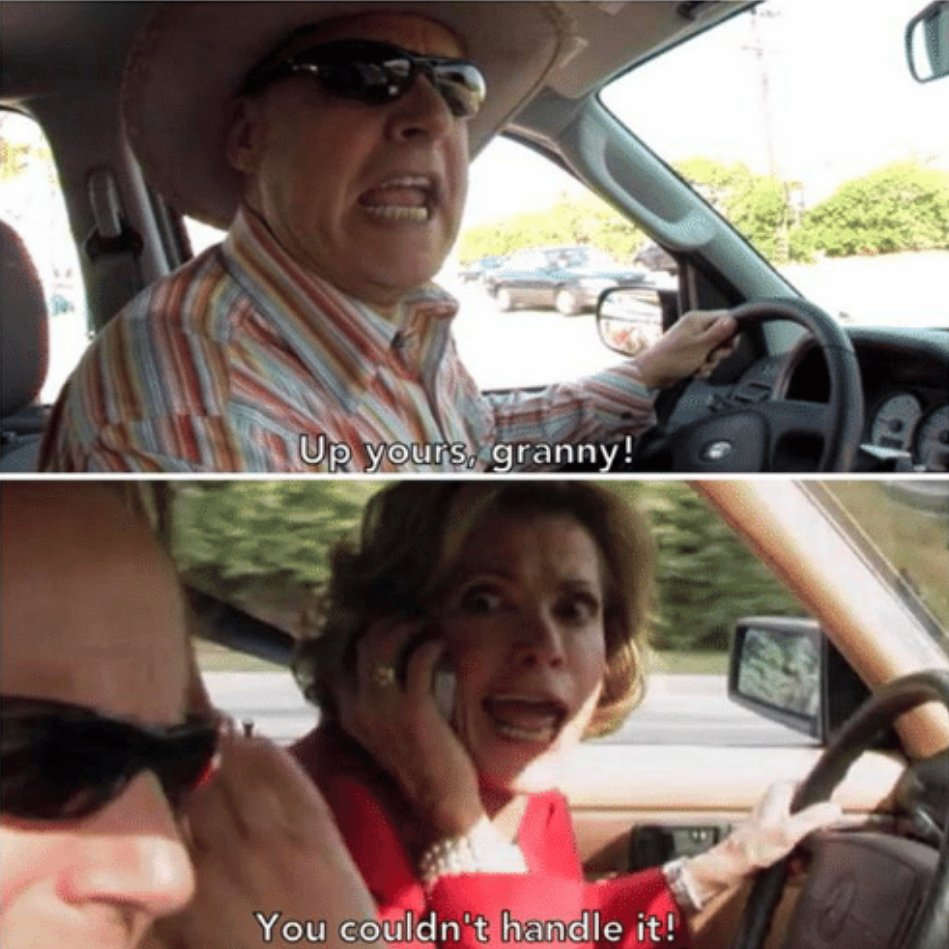 Arrested Development (@bluthquotes) on Twitter photo 2020-09-30 01:57:52