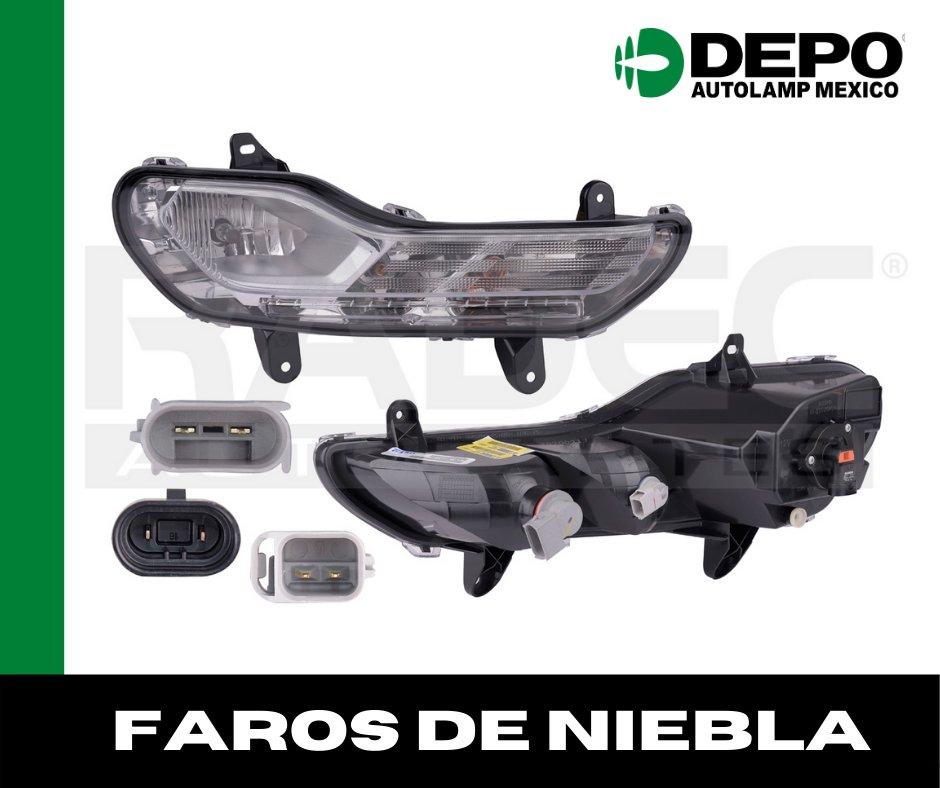 Complementa tu iluminación con los #Faros de Niebla para #Ford #Escape. Ideal para modelos 2013 a 2016. ¡Instala y disfrutalos con una instalación sencilla! https://t.co/jwzRrHoxTX