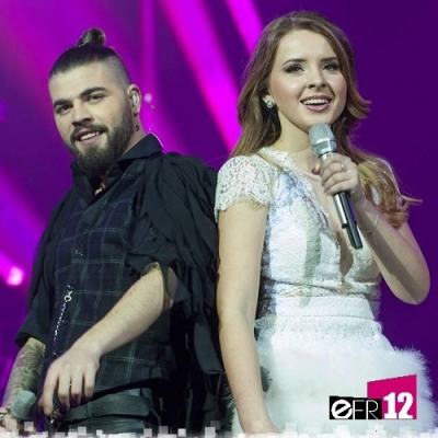 #NowPlaying : Ilinca & Alex Florea - Yodel it!. Toutes les stars de l' #Eurovision sur https://t.co/Fnj4bfBXeV https://t.co/twZztRmjFH