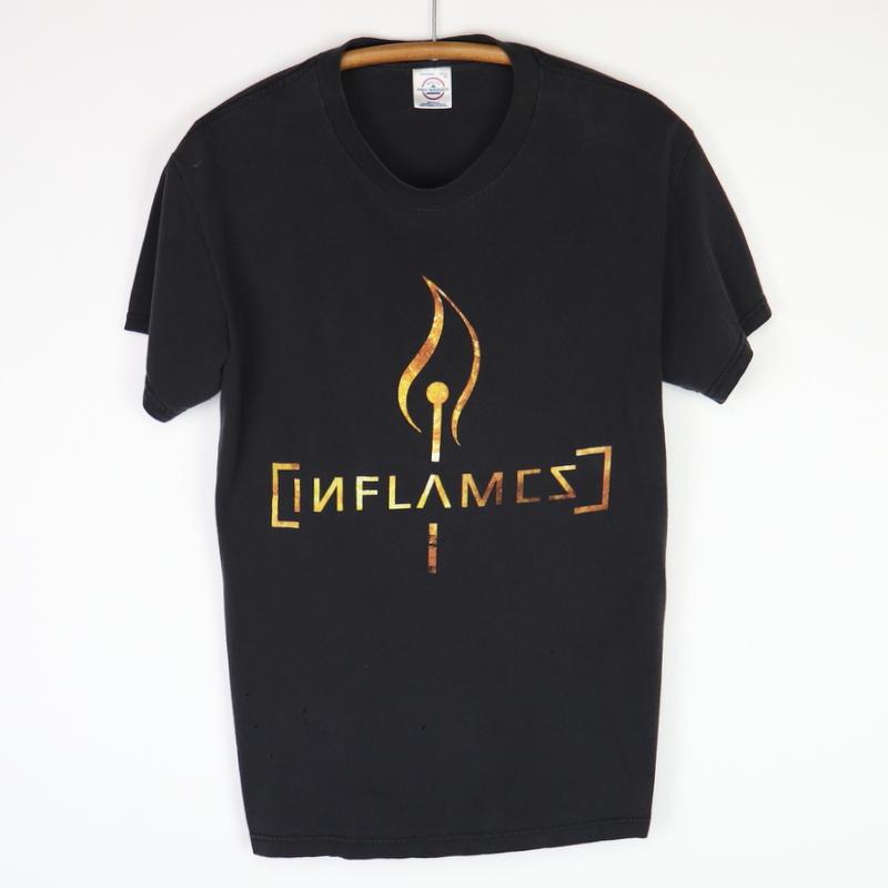 Buy me a trip to the moon so I can laugh at my mistakes  2001 .@InFlames_SWE  In Flames Shirt - https://t.co/EvwNV5FE9g  #inflames #vintage #heavymetal https://t.co/8msH6U8tpP