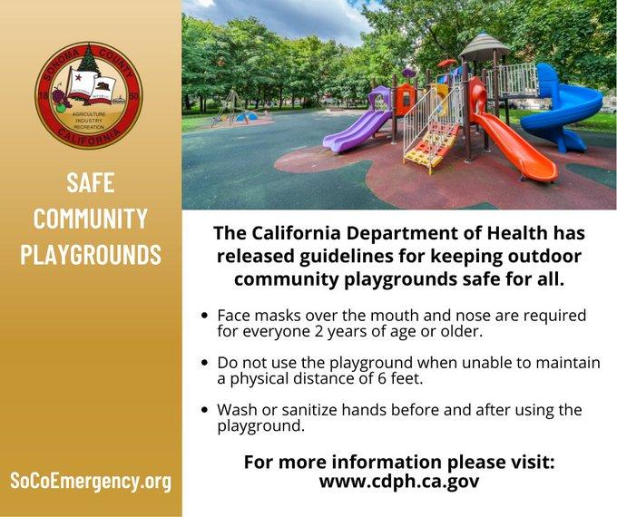 outdoor kids playground