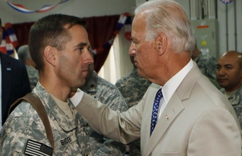 Beau Biden was not a loser.