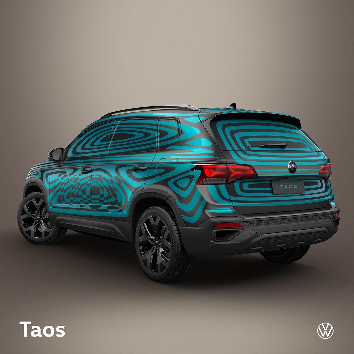 #Entérate| @Volkswagen_MX da un pequeño adelanto del nuevo modelo #Taos. Mismo que será develado el 13 de octubre a nivel #mundial, desde la planta de #Puebla. https://t.co/X8pv9ArtCL