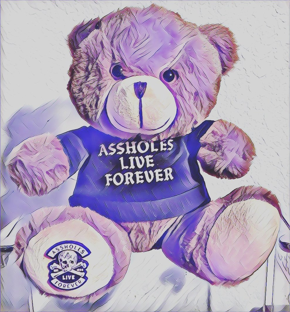 All lives matter even black lives but apparently my teddy bear life doesn't. Assholes live forever especially cute teddy bear assholes. #assholesliveforever #teddybear #cute #fuckyou #noonecares #nolivesmatter #blacklivesmatter #Asshole #rawr https://t.co/LMcoLX6eMP