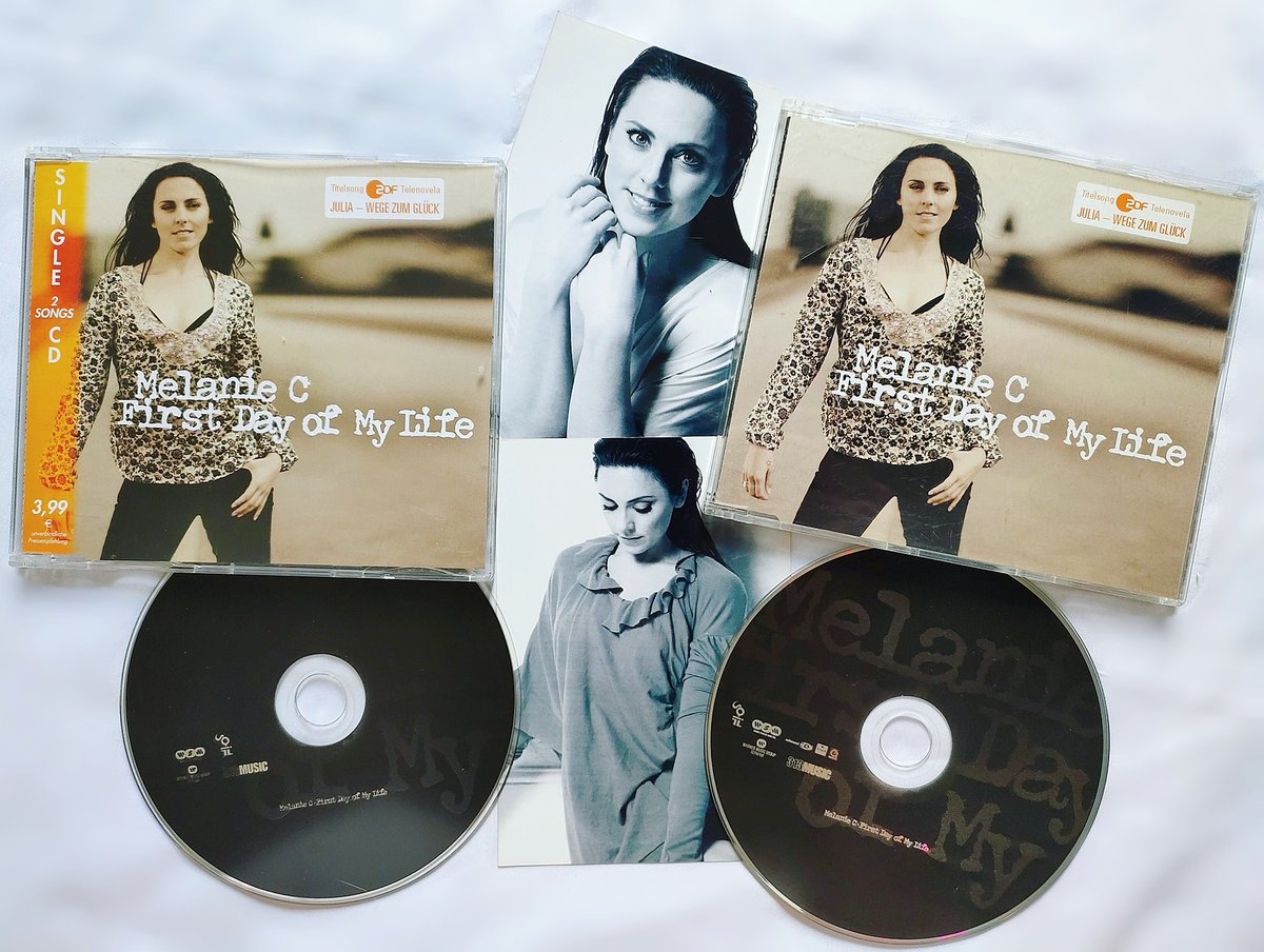 15 Years Ago @melaniecmusic single 'First Day Of My Life' was released on 30 Sept 2005.Peaked at #1 in Germany,Portugal,Switzerland &Spain selling over 550,000 units&certified platinum in Germany&gold in Switzerland&Austria. To date,the single has sold over 1,5 million copies WW. https://t.co/FRdr5gttGD