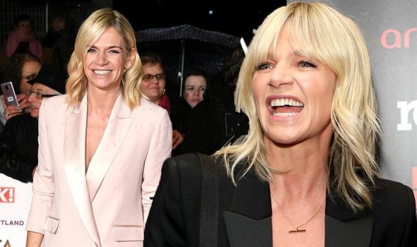 Zoe Ball: Radio 2 host 'requests' BBC pay cut after salary news 'She's felt uncomfortable' - https://t.co/oghyujviiz #dailymail #news #entertainment #art #comics #entertainment https://t.co/UO1qchRDXN
