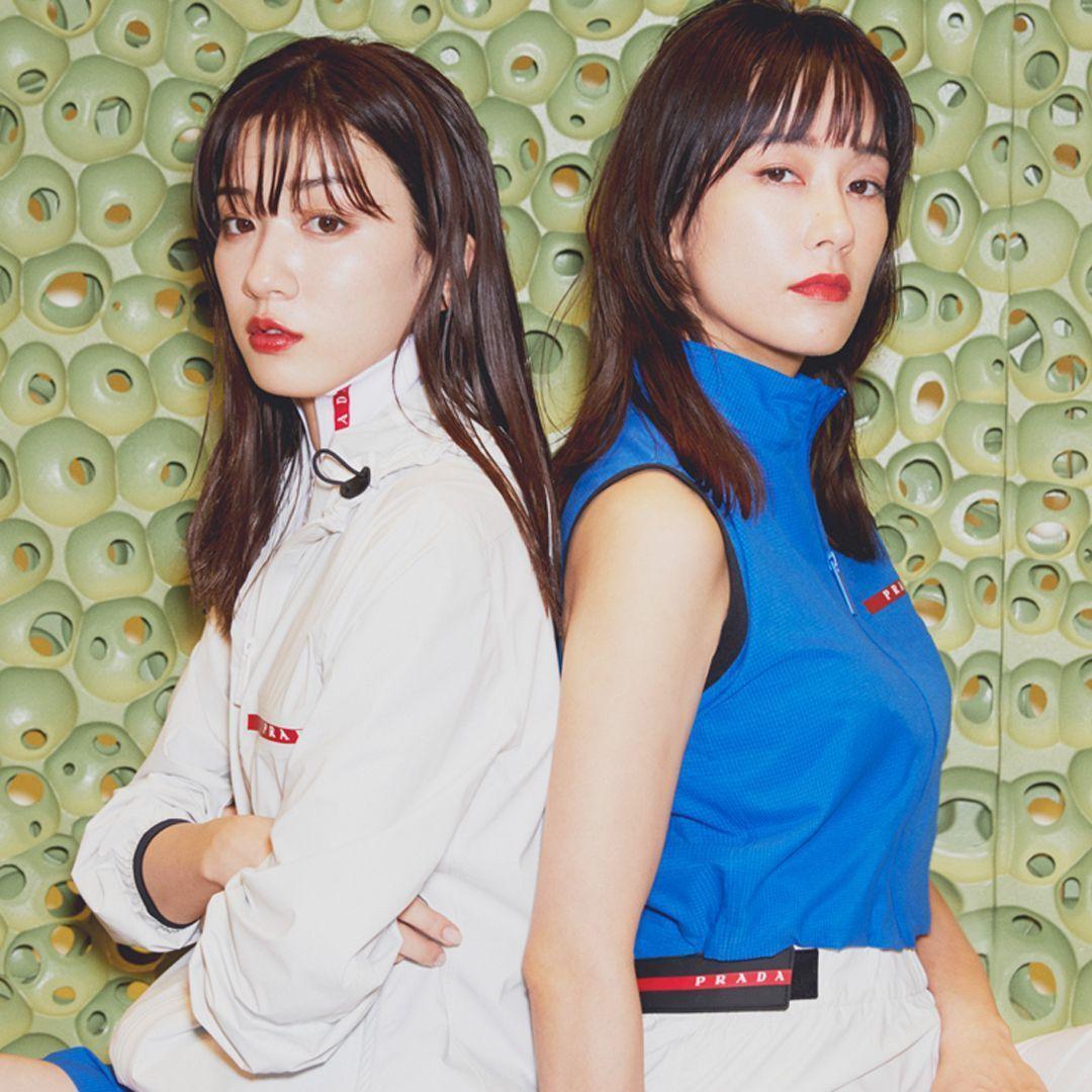 #水川あさみ と #永野芽郁 を起用したファッションストーリーが @ellejapan で公開中! #プラダ MIYASHITA PARK店で撮影されたスペシャルムービーもお見逃しなく。ストーリーを見るには以下をタップphoto: BUNGO TSUCHIYA(tron)@asami_staff@mei_nagano0924