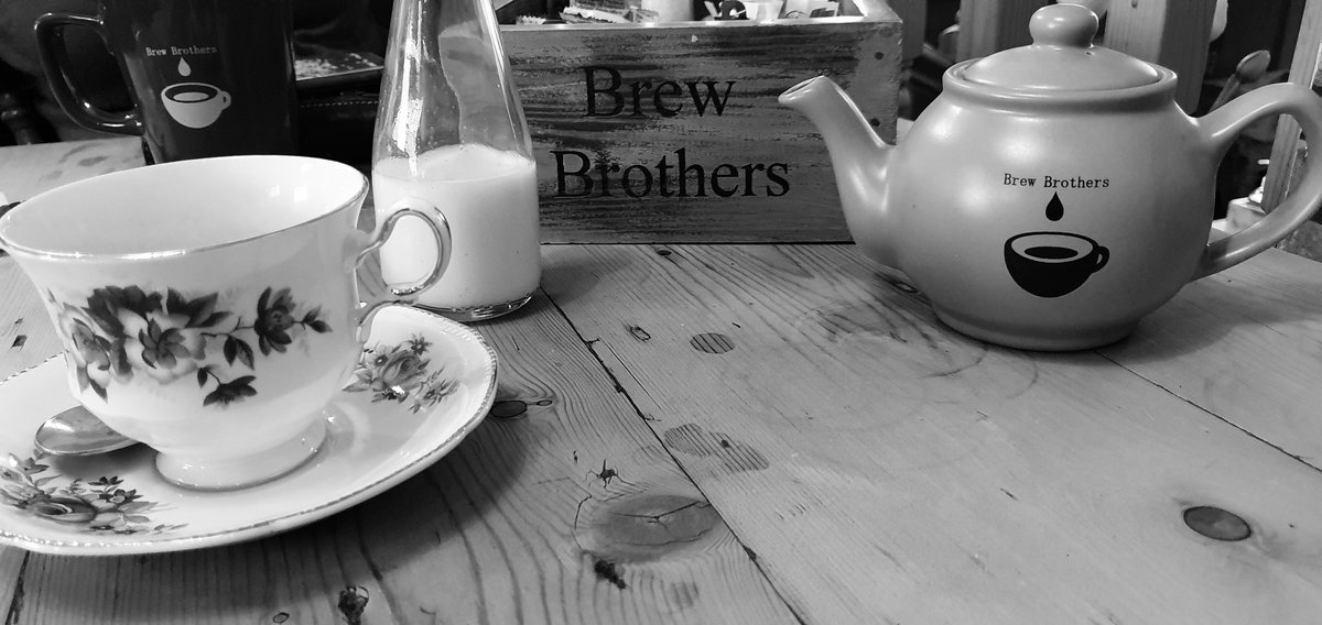 Lovely breakfast #brewbrothers in Kendal before the long trek home to Bath.  #NC500 https://t.co/DrchswsX8T