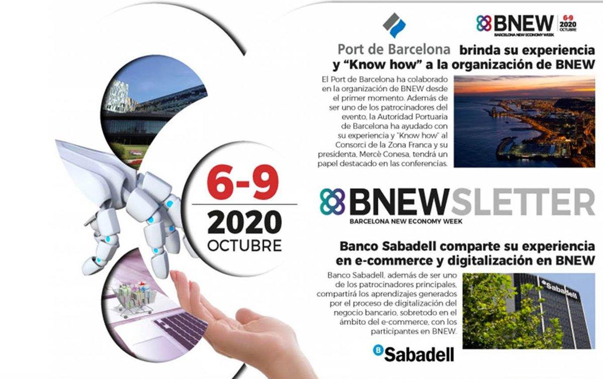 #BNEW | @BancoSabadell comparte su experiencia en #eCommerce y #Digitalización del negocio bancario en @BnewWeek que tendrá lugar en #Barcelona del 06-09/10 https://t.co/hALd1qicHt vía @diariodelpuerto #EstarDondeEstés https://t.co/t3zxWKzOjV