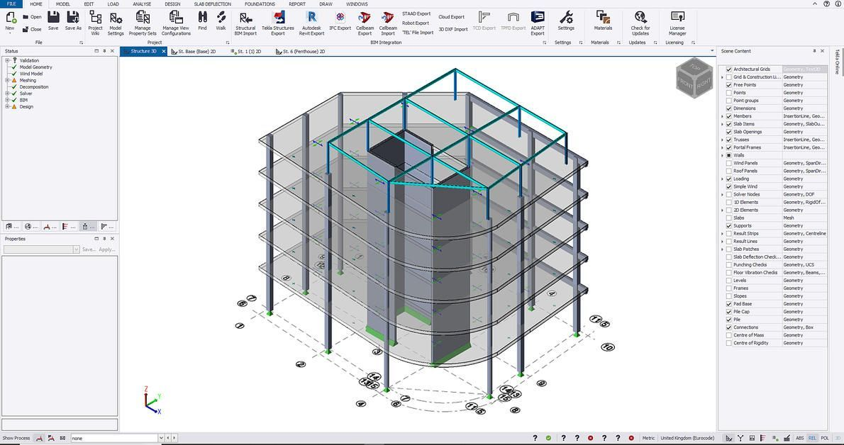 Every day, #engineers around the world use our range of powerful software. Whether you need to undertake #structural analysis, produce professional calculations & #construction drawings, or provide full detailing services, we have you covered - https://t.co/PrbIOmPGB9 https://t.co/3KNimHHwA8