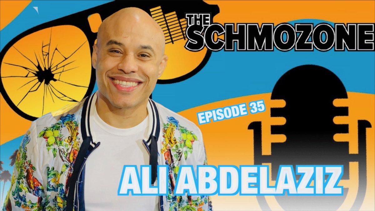Episode 035 is LIVE! @TheSchmo312 @HelenYeeSports featuring @AliAbdelaziz00 #TheSchmozone Watch here —-> https://t.co/JShtJfEaQQ https://t.co/pZUkYZO1Yh