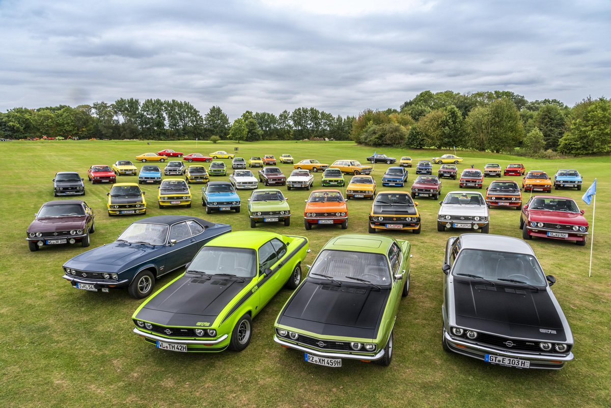 The Opel Manta A was the centre of attention at the weekend as the sports coupés from Rüsselsheim flocked to the coastal town of Timmendorfer Strand in celebration of its 50th birthday. https://t.co/fV9ql4pViQ https://t.co/WSCRi8MfaO