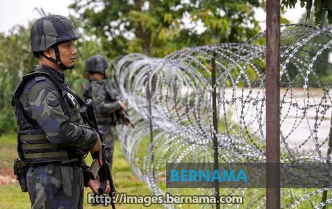 34 pendatang asing dan empat penyeludup ditangkap dalam Operasi Benteng semalam - @IsmailSabri60 https://t.co/shq8euLNYE