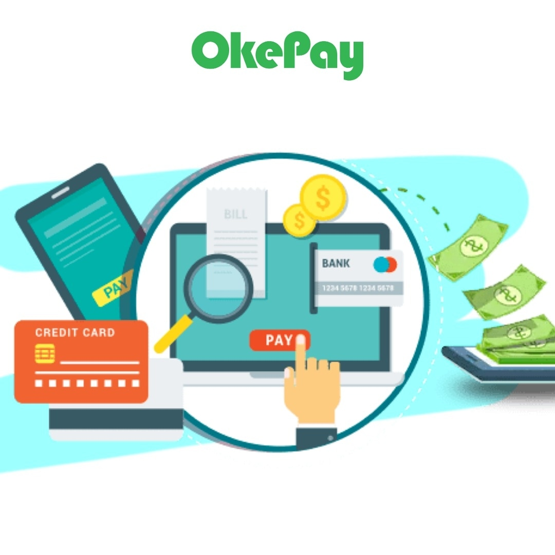 Payment gateways connect the merchant's website and their payment processing bank, allowing for the secure transference of financial details.  #paymentprocessing #buyonline #paymentgatewaysystem #onlinepaymentapp #payment #card #okepay #okeclub #okemedia https://t.co/ucFlgIgvu1