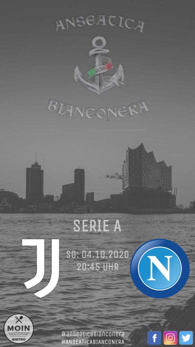 Am Sonntag erwartet uns ein schwieriger Gegner - doch wir sind JUVE! 🤍🖤👊 #FinoAllaFine #ForzaJuve   #AnseaticaBianconera #Juve #Juventus #JuventusNapoli #JuveNapoli #SerieA #Scudetto https://t.co/t04veGqOqP